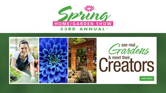 33rd Spring Home/Garden Show